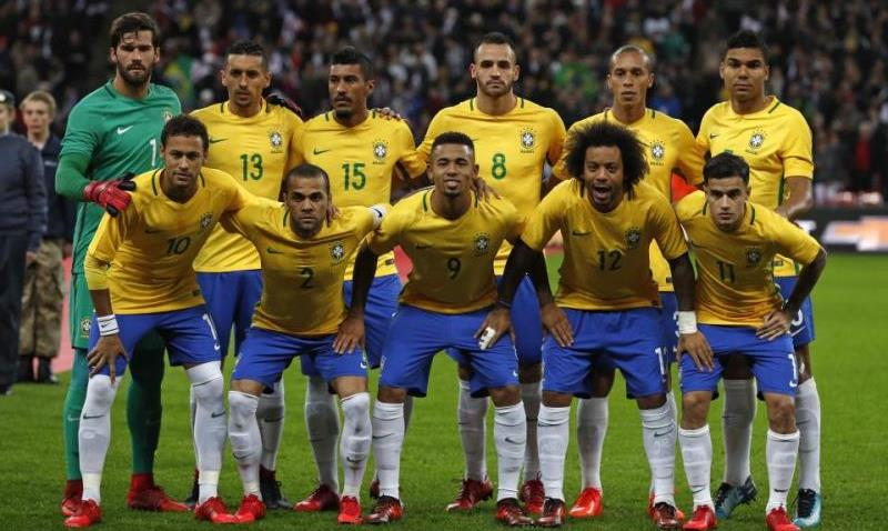 Brazil coach Tite named 15 of 23 players for World Cup