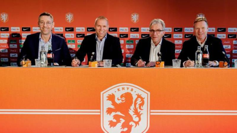 Ronald Koeman named as new head coach of Netherlands