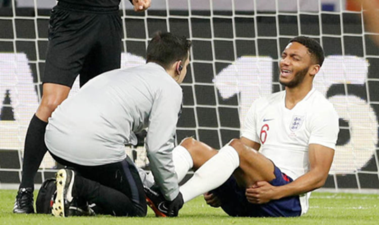 Joe Gomez withdrawn from England