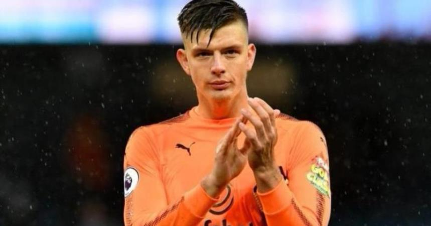 Nick Pope A changeover from a milkman to England national team player