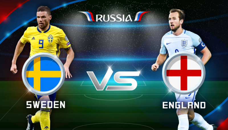 Sweden vs England