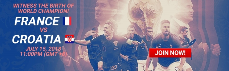 12BET World Cup Tournament Matches